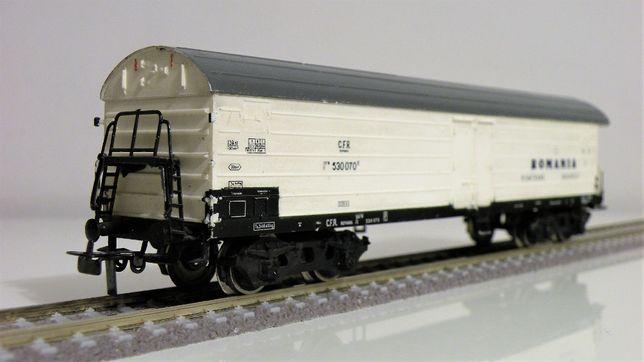 Vagon CFR frigorific, Piko 5/6425-16, H0