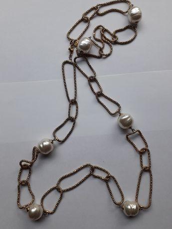 Colier argint aurit