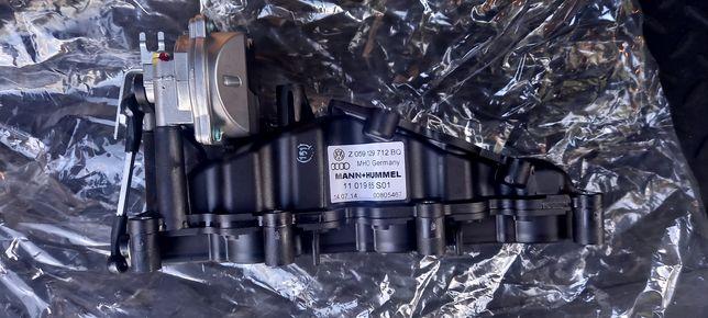 Впускной коллектор AUDI VW 3.0 tdi