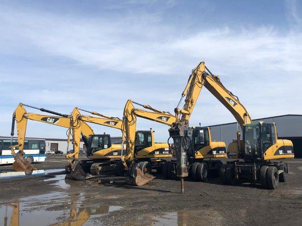 Услуги гусеничного экскаватора CАТ 325 BLN,32 тонны.