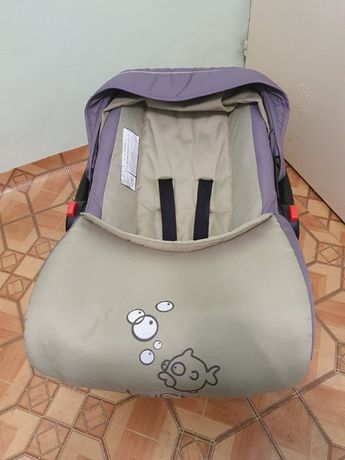 Детско столче за кола Cangaroo + чанта