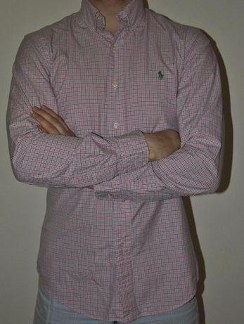 мъжка риза розова Ralph Lauren Polo - размер S