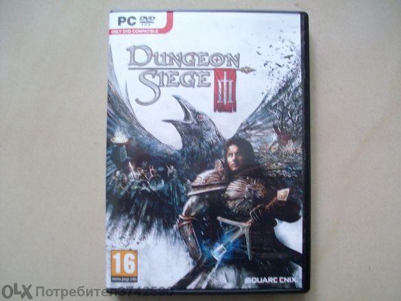 Оригинална Рс игра - Dungeon Siege lll
