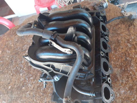 Колектор и реика мазда 3 бензин