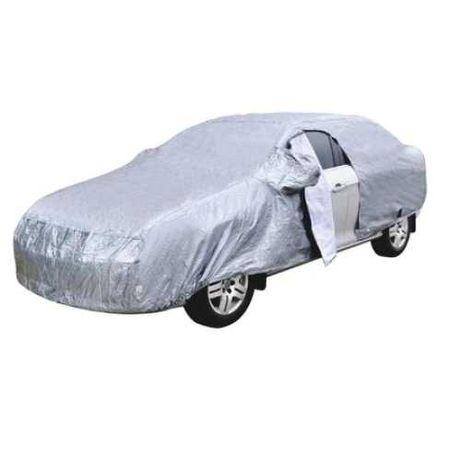 Prelată PREMIUM cu FERMOAR, auto Vw, Bmw, Audi, Seat, Skoda, Opel, etc