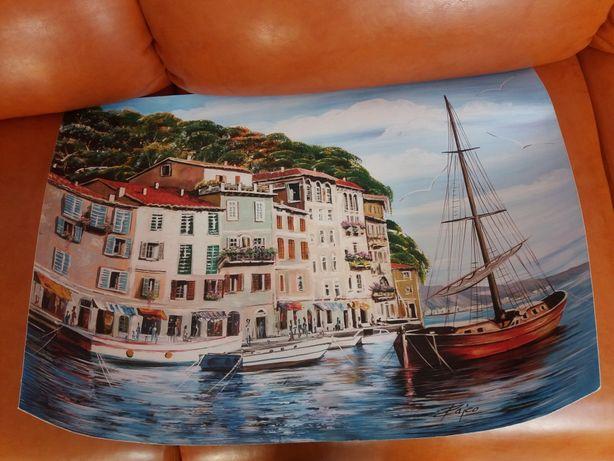Veneția (cromolitografie)