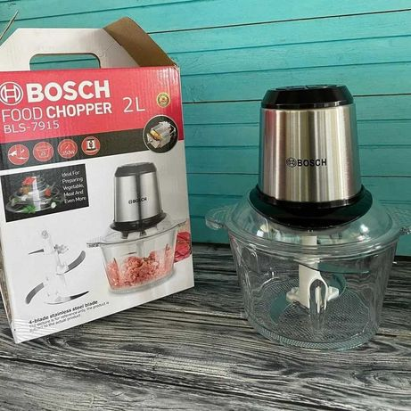 Электроизмельчитель Bosch измельчитель комбайн мясорубка