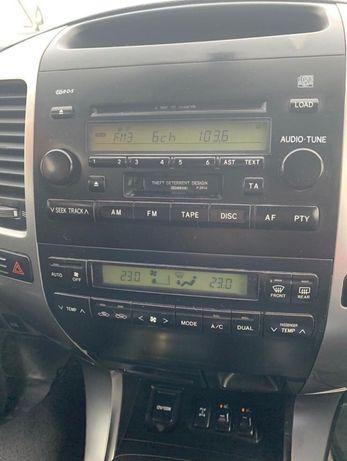 Toyota Prado 120 магнитолла с шнуром yatour USB кабель
