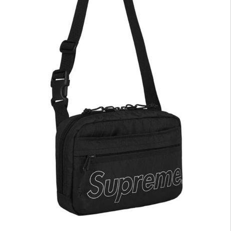 Supreme Shoulder Bag FW18 оригинал с чеком (новая)