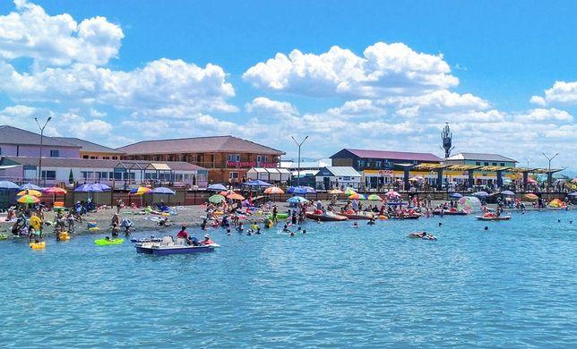 Продам участок на побережье озера Алаколь