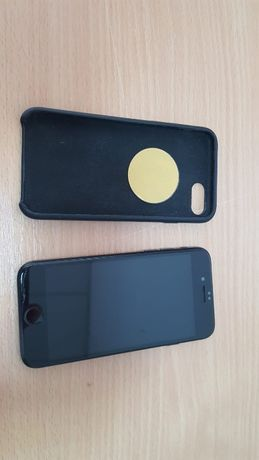 Iphone 7 128 GB black mat