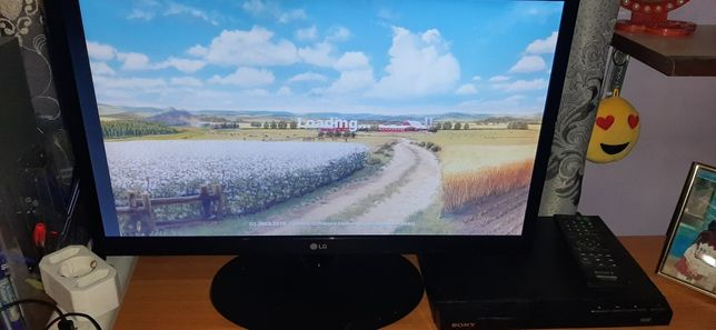 Monitor LG,21 cm
