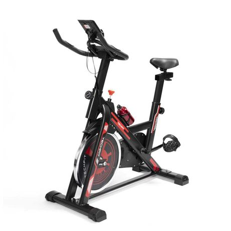 Bicicleta spinning TechFit SBK500, volanta 13Kg