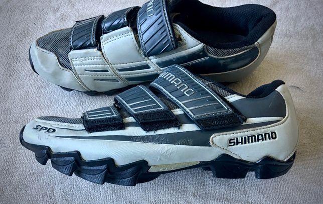 Pantofi Ciclism MTB Shimano marimea 40, 25 cm