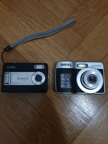 De vanzare 2 aparate foto de piese