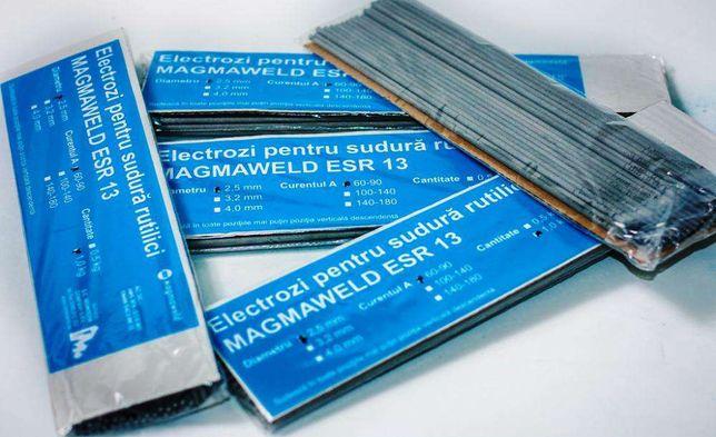 Electrozi rutilici Magmaweld ESR 2,50/3,25/4,00 supertit