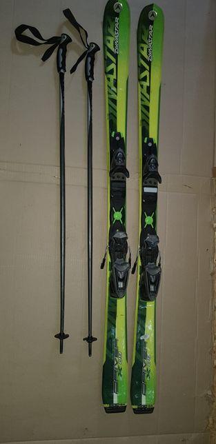 Set Ski-uri Dynastar Driver x09 / Clapari / Bete