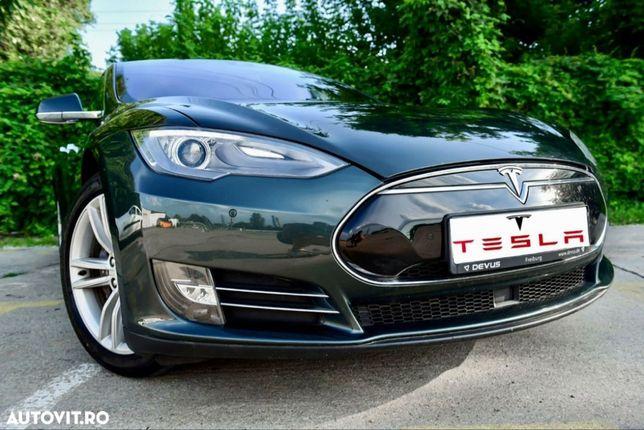 Tesla Model S Model S 85. TVA Deductibil Garantie 2022 decembrie , Pret Neto,