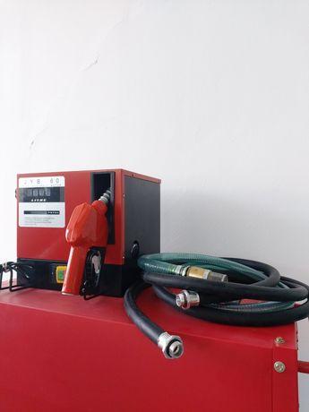 Помпа за трансфер на агресивни течности,гориво120 л