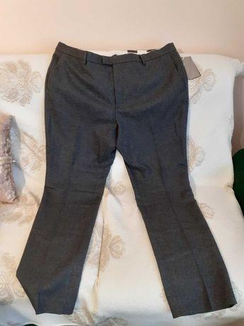 Мъжки панталон, 100% вълна, размер 60 (EUR)