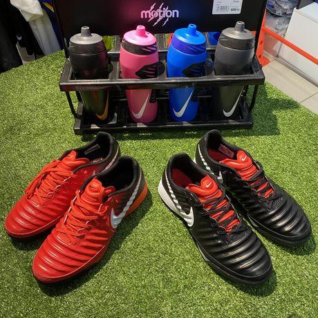 Сороконожки Nike Tiempo X TF в Алматы