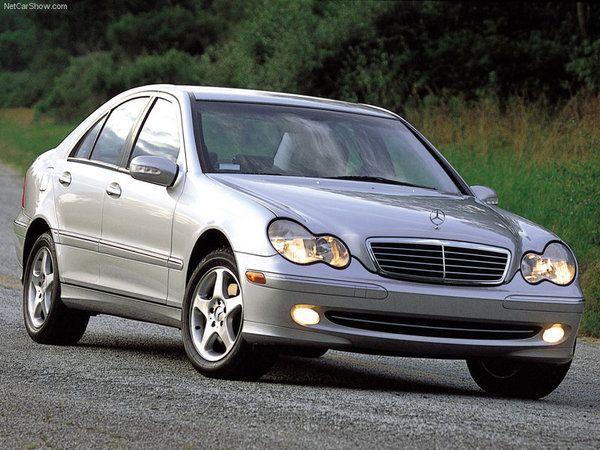 Dezmembrez Mercedes C220/C180 2000-2006 Diesel si benzina.