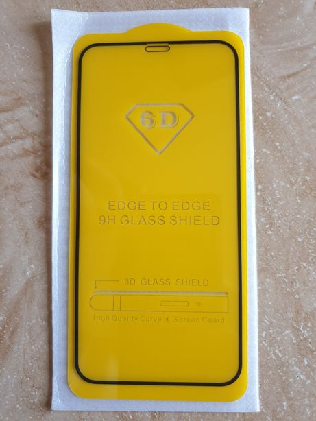Folie Sticla Iphone X/XS/XR/XS-MAX Full Glue,Full Screen