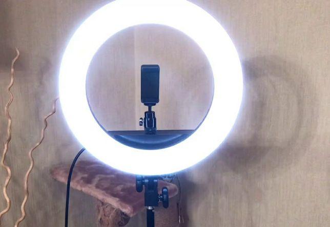 Кольцевая лампа,  цветодиодная лампа