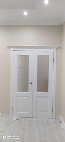 Установка межкомнатных / Входных дверей. Профессиональным инструментом