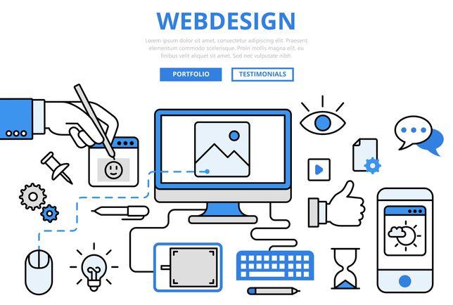Creare site web / Creare magazin online / Site prezentare / Web Design