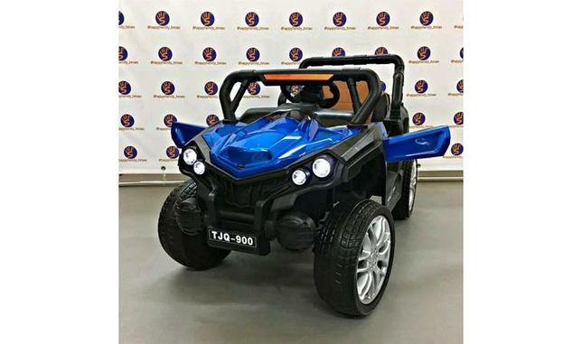 Детский электромобиль buggy 900,с гелевыми колёсами со склада