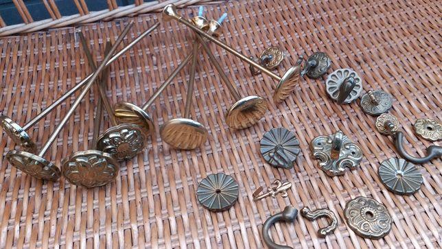 Reducere! Lot de obiecte vechi din bronz, 25 buc.
