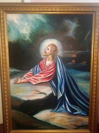 Tablou bisericesc pictura