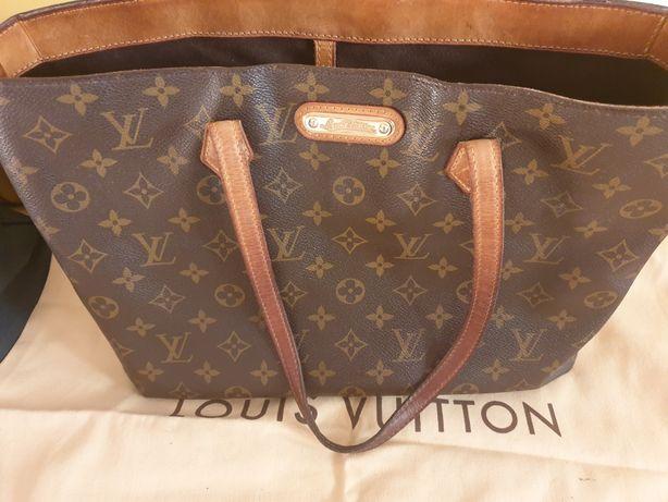 Louis Vuitton Wilshire Medium piele,  ORIGINALA
