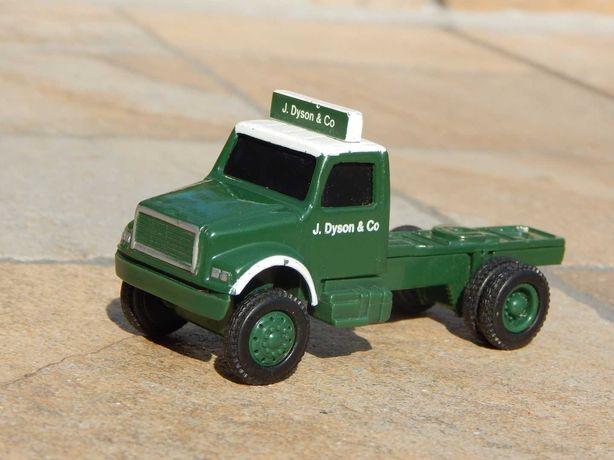 Macheta metalica cap tractor camion Jonathan Dyson & Co. Thomas ERTL