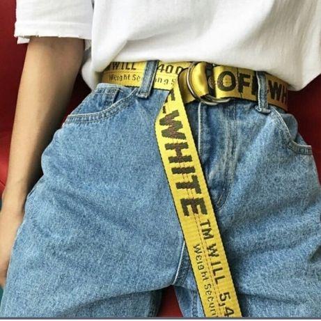"""Curea """"OFF White"""" belt unisex (NOUĂ)"""