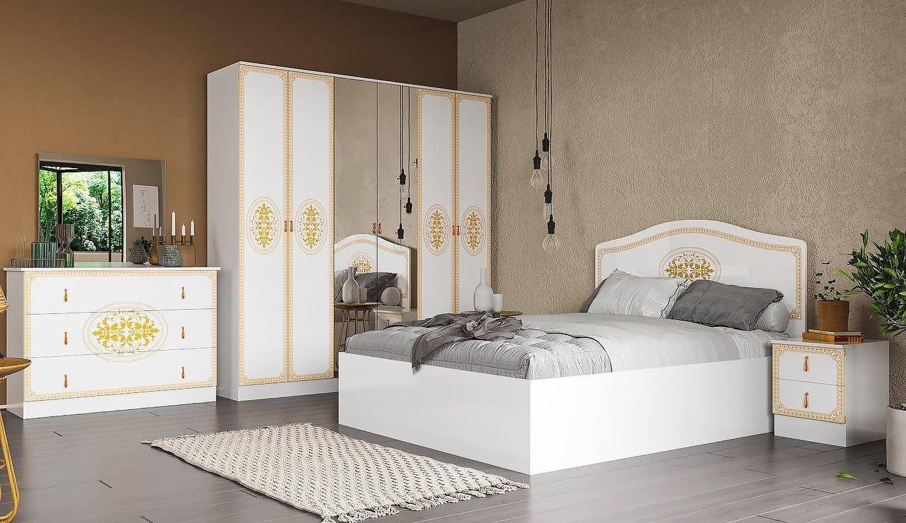 Спальный гарнитур Флоренция 6дв Мебель со склада