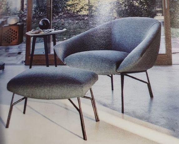 кресло + табуретка