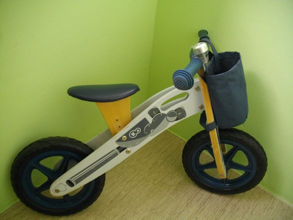 KinderKraft Runner Motorcycle колело за балансиране