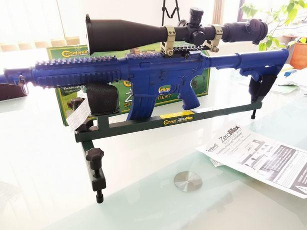 Banc / Stand / menghina reglat luneta arma tir / vanatoare Caldwell