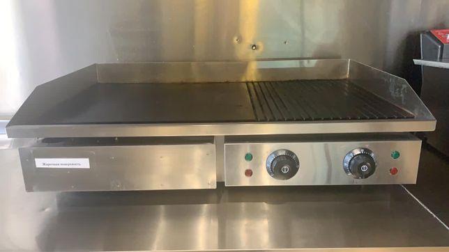 продам профессиональную грильницу для кухни