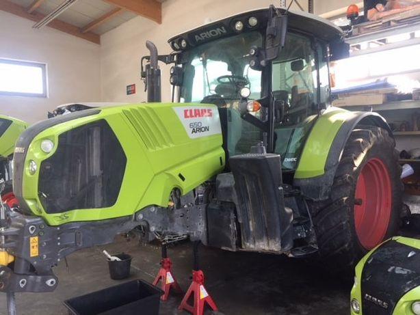 Dezmembrez Tractor Claas Arion 650