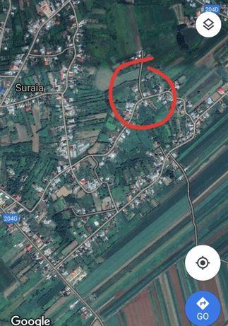 Vand teren com. Suraia, Vrancea