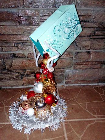 Ръчно направена Коледна декорация