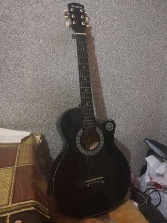 Гитара     черная