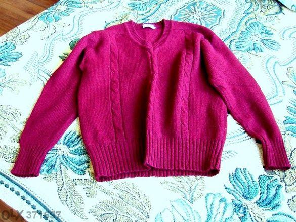 Продавам нови пуловери,естествена вълна