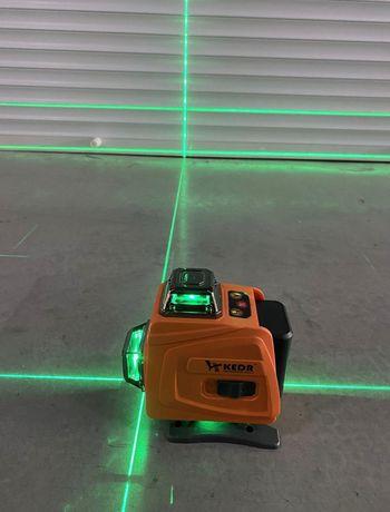 Лазерный уровен Кедр 4Д