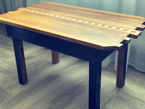 Masa de Cafea Lemn Masiv / Nomad Wood Art Design