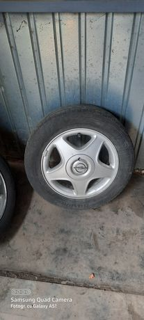 Vând/schimb 4 genți Opel r15