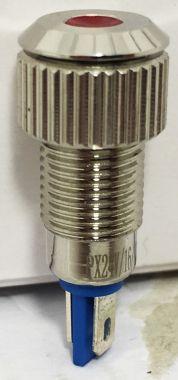 Bec Martor, 3 - 24V, Metalic, 11x27mm,Rosu.verde,albastru